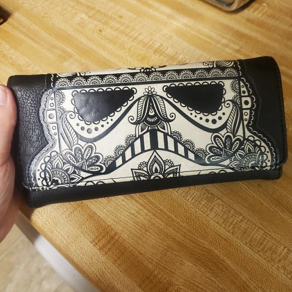 Loungefly Handbags - Star Wars Loungefly Wallet